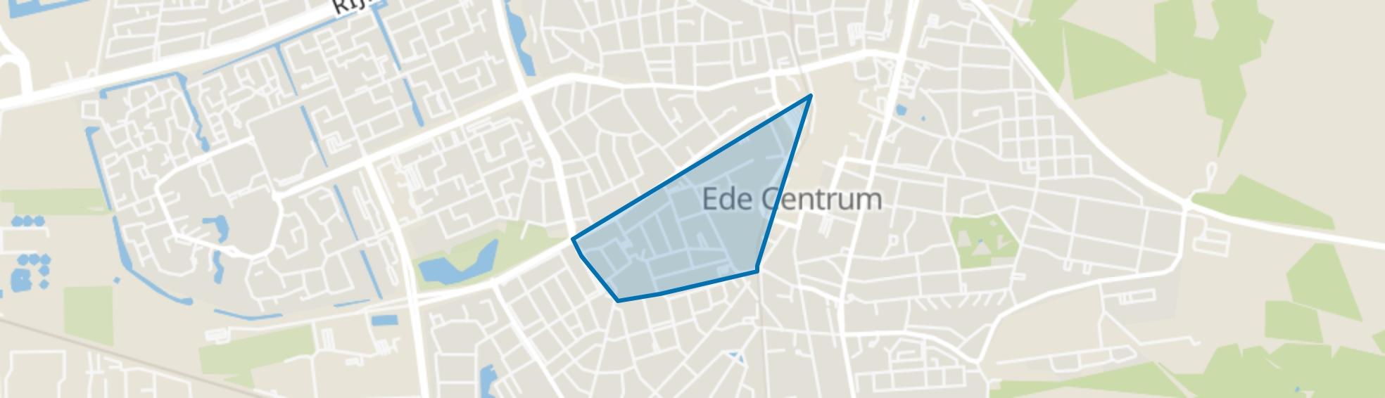 Vogelbuurt, Ede map