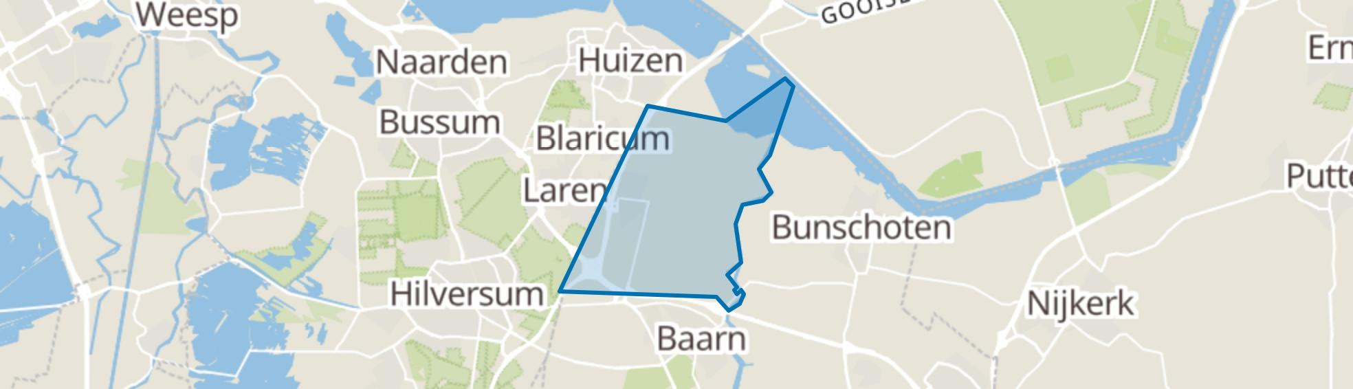 Eemnes map