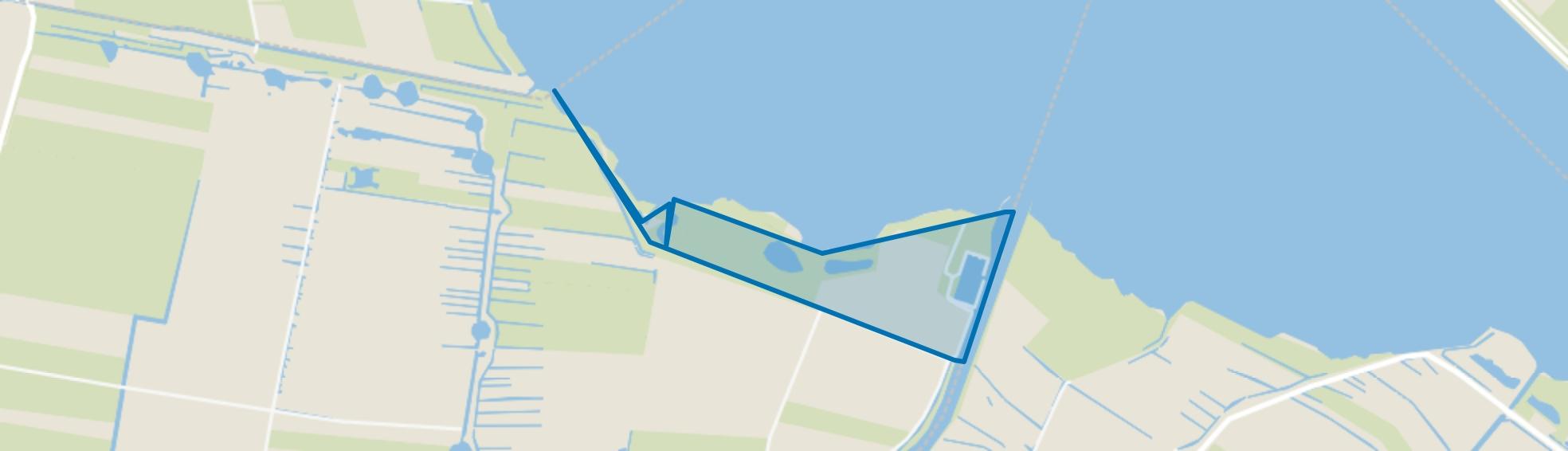 Eemmeer-Eemnes, Eemnes map