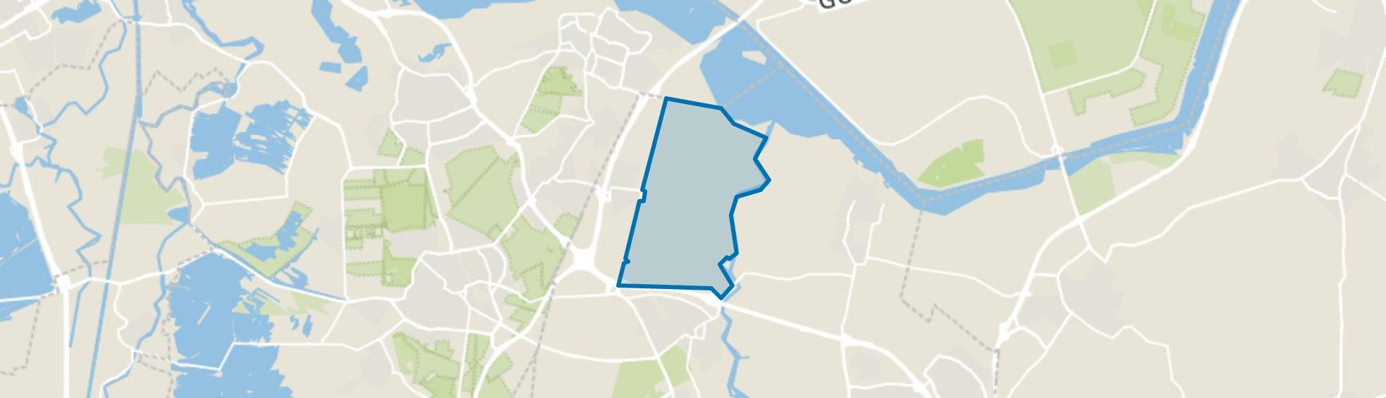 Eempolder, Eemnes map