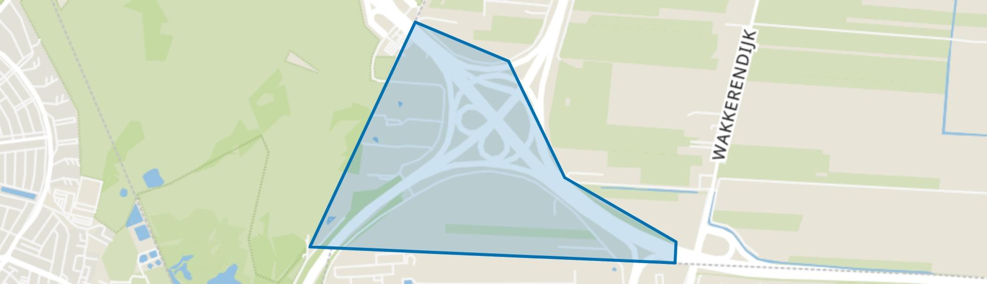 Heidehoek, Eemnes map