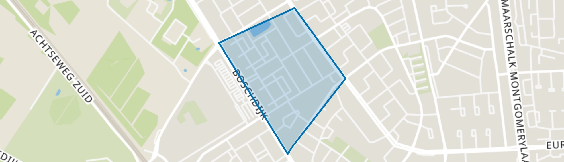 Barrier, Eindhoven map