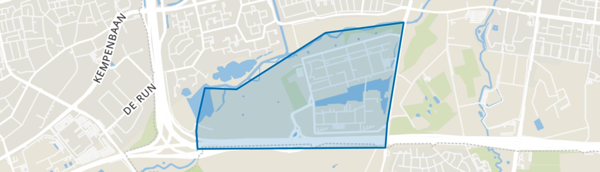 Beemden, Eindhoven map