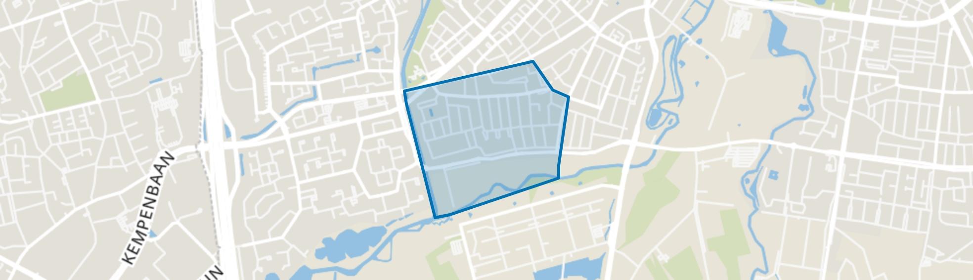 Bennekel-West, Gagelbosch, Eindhoven map