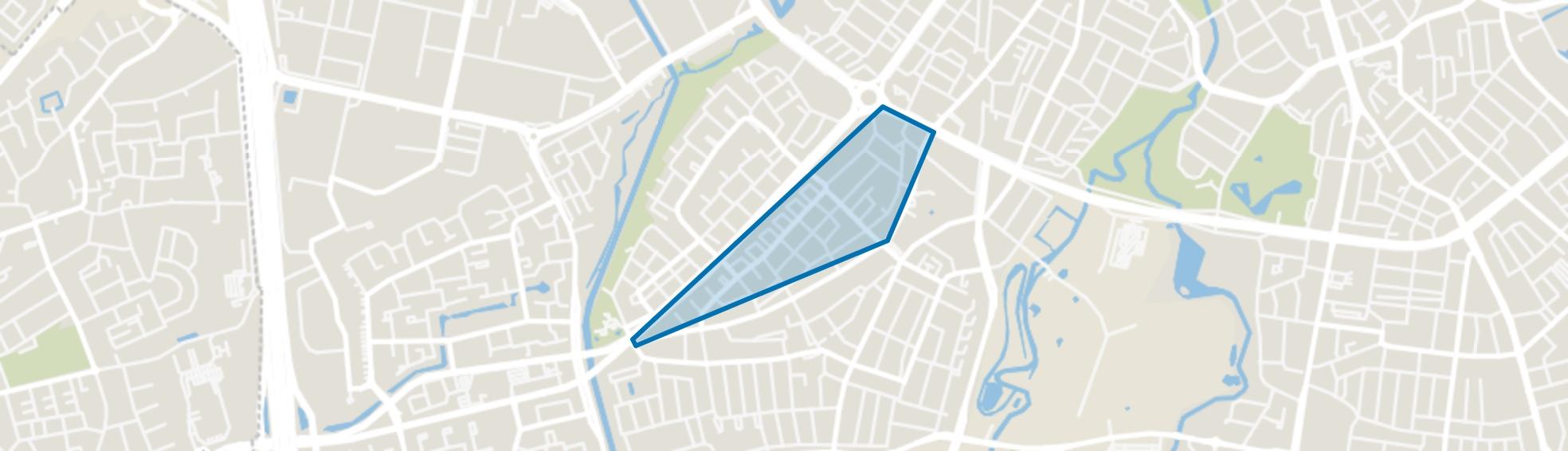 Blaarthem, Eindhoven map