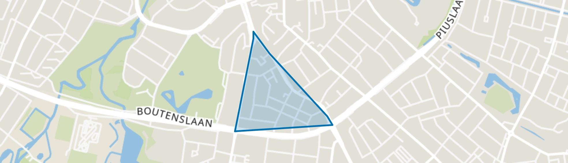 Bloemenplein, Eindhoven map