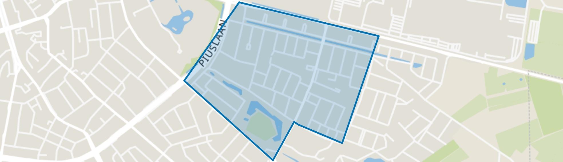 Burghplan, Eindhoven map