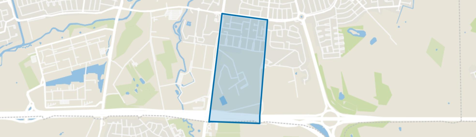 Eikenburg, Eindhoven map