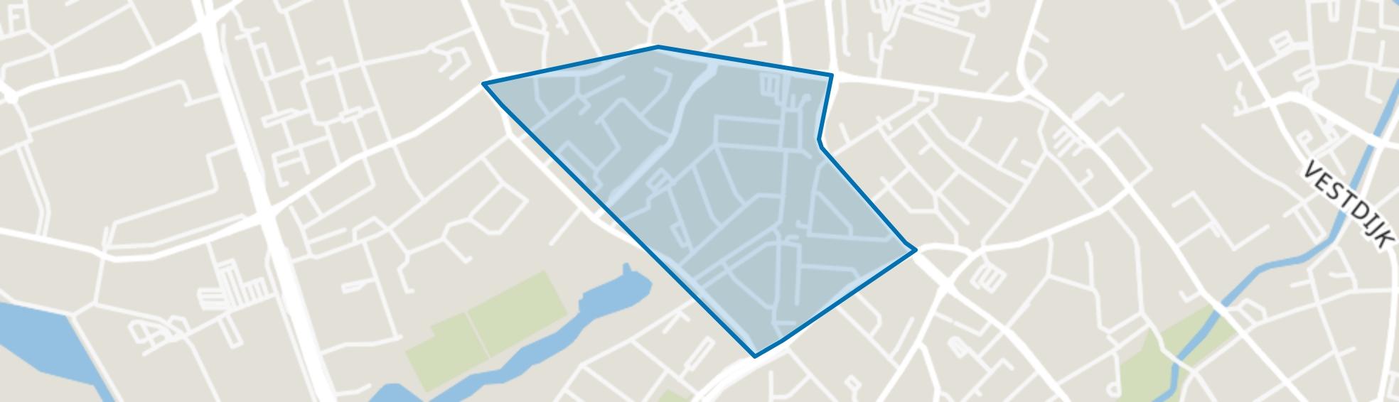 Eliasterrein, Vonderkwartier, Eindhoven map