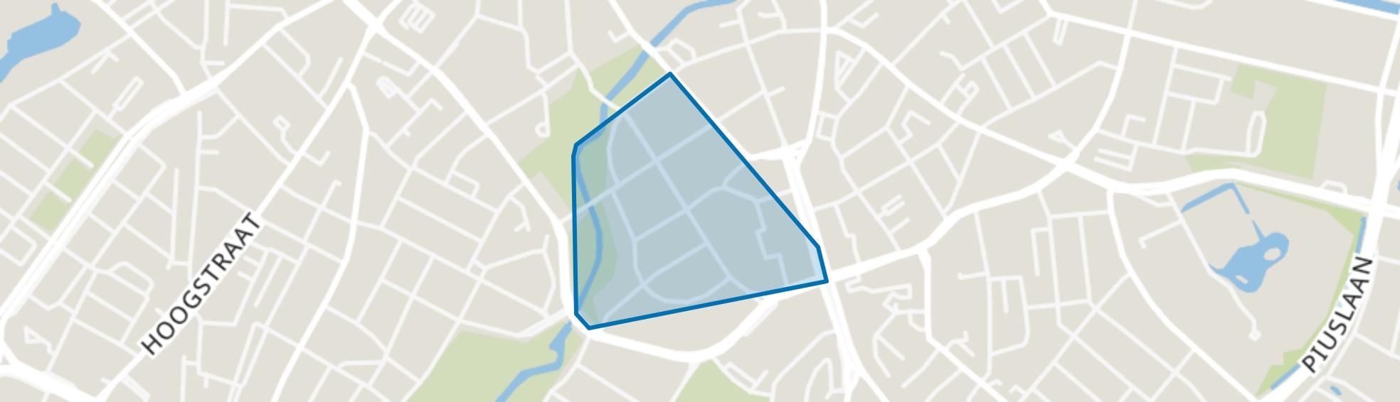 Elzent-Noord, Eindhoven map