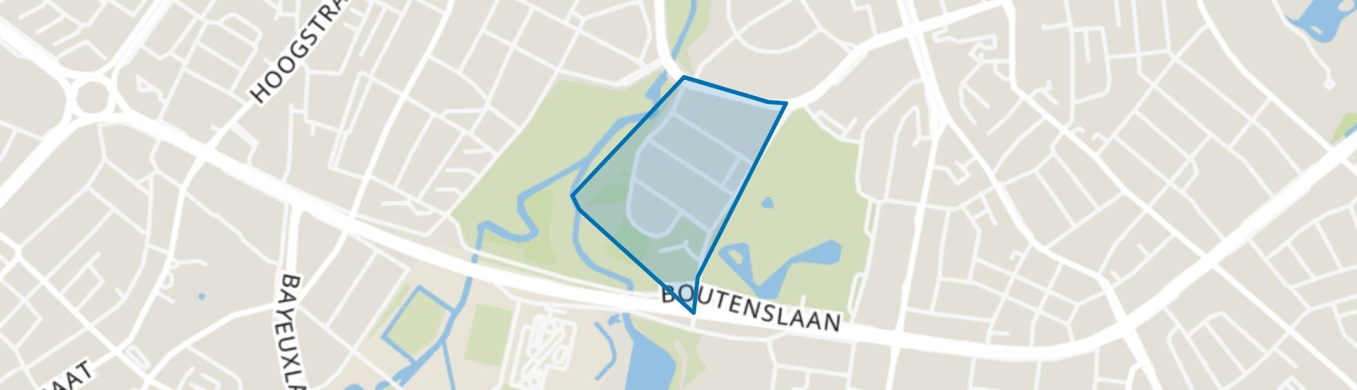 Elzent-Zuid, Eindhoven map