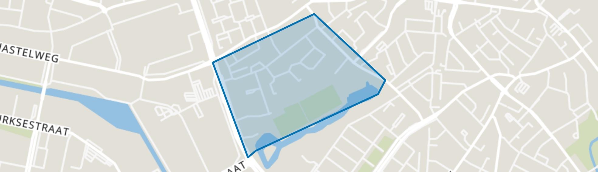 Engelsbergen, Eindhoven map