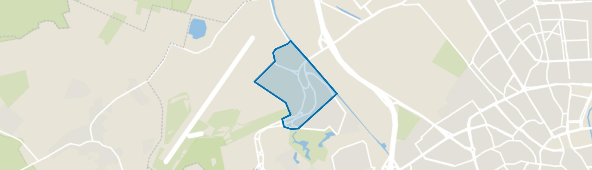 Flight Forum, Eindhoven map