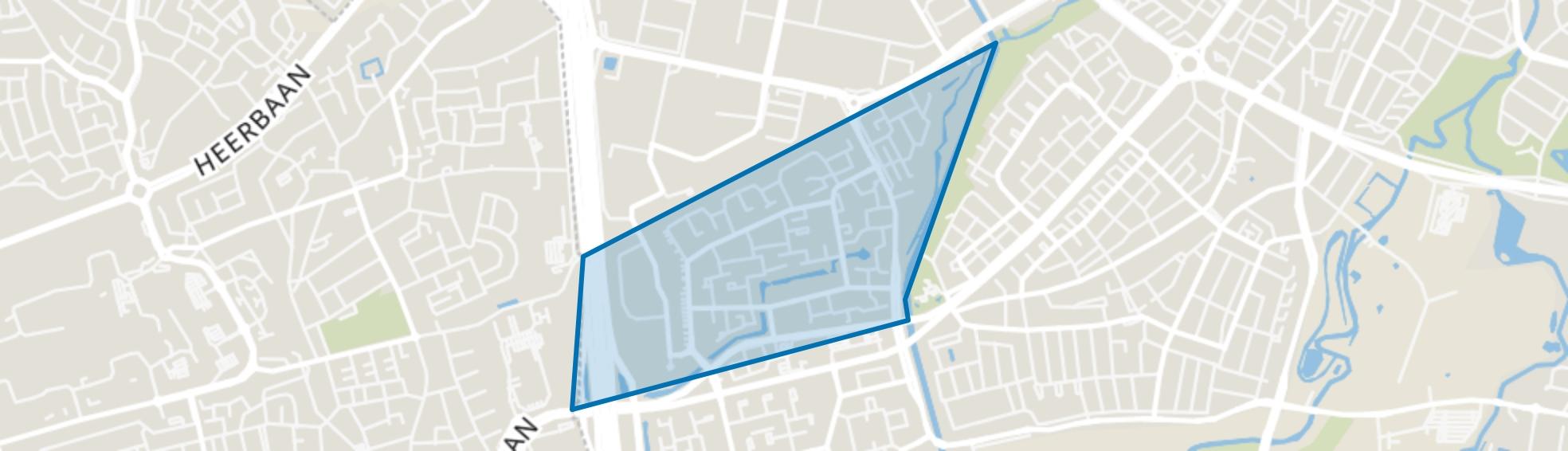 Genderbeemd, Eindhoven map