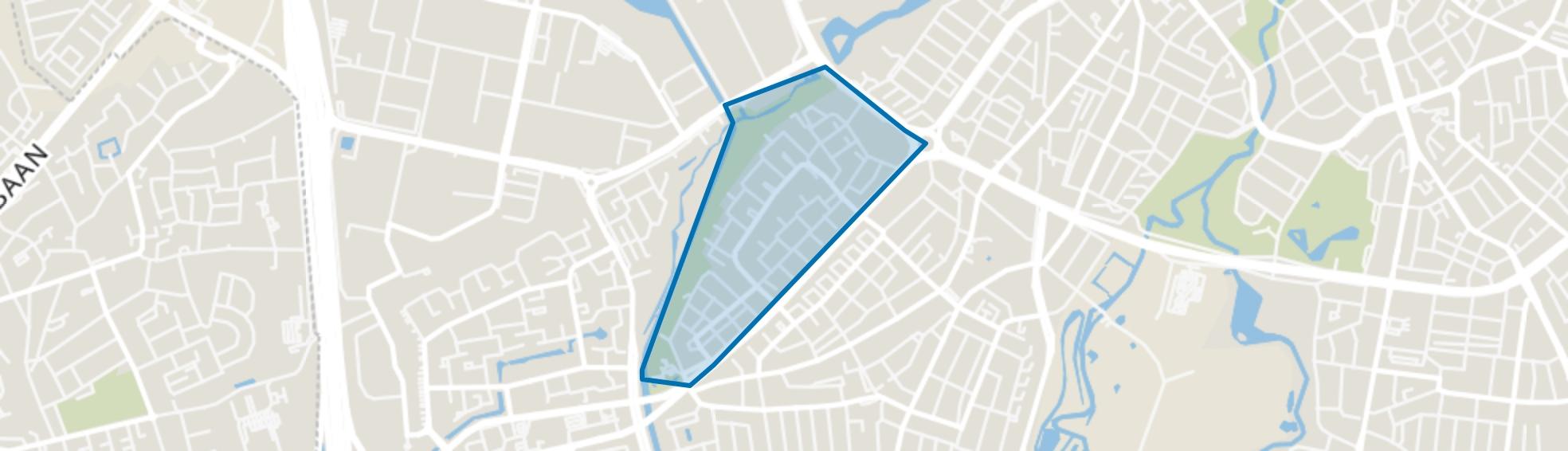 Genderdal, Eindhoven map