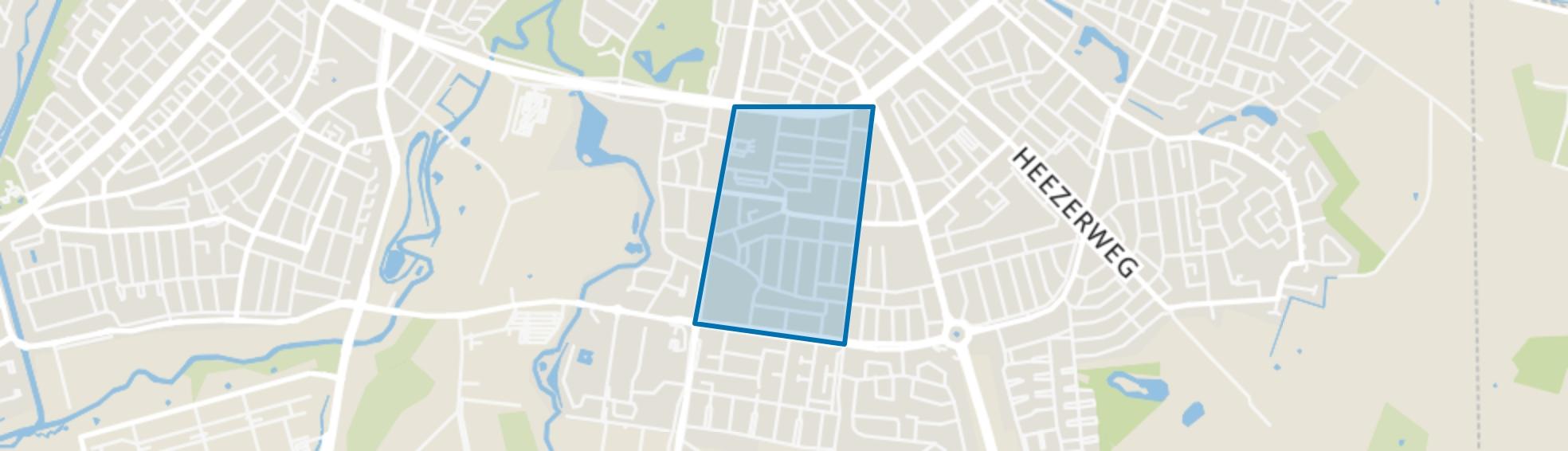 Gerardusplein, Eindhoven map