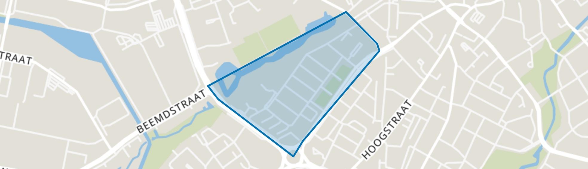 Hagenkamp, Eindhoven map
