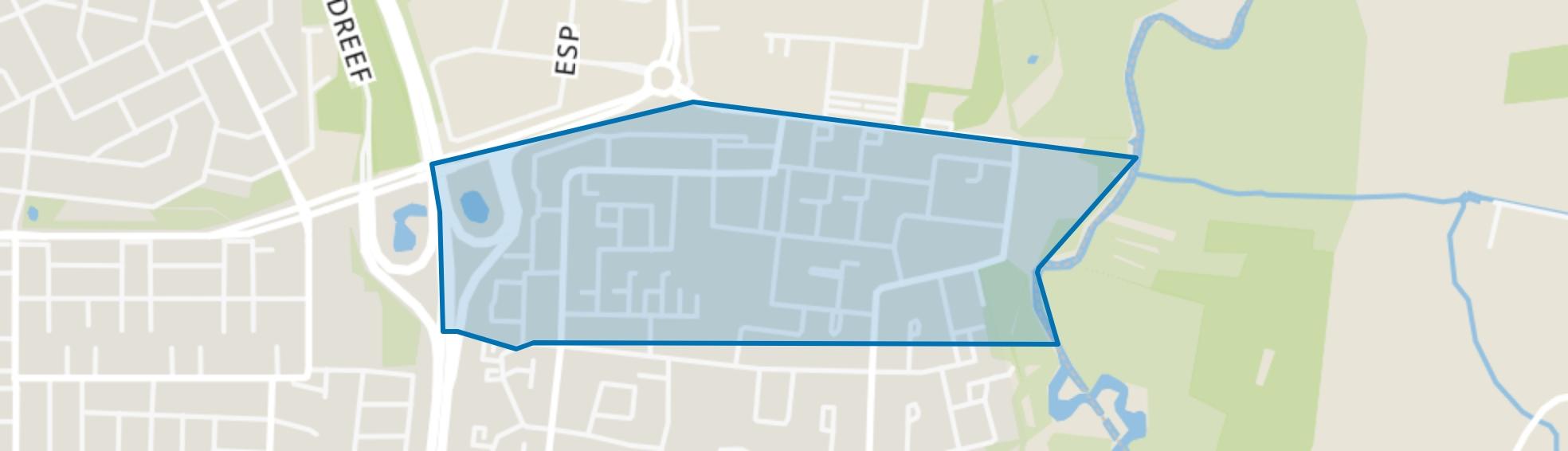 Heesterakker, Eindhoven map