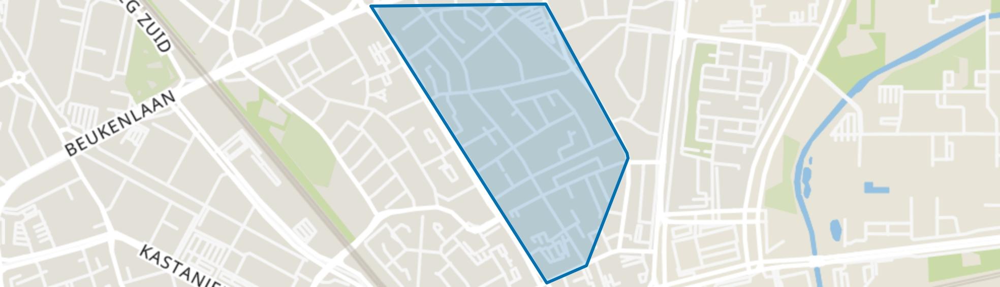 Hemelrijken, Eindhoven map