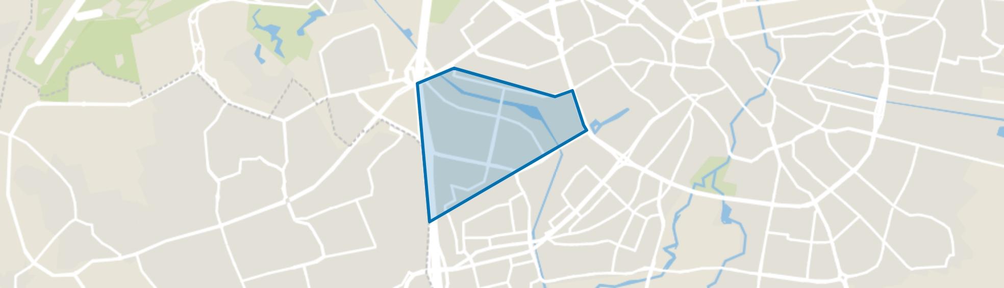 Hurk, Eindhoven map