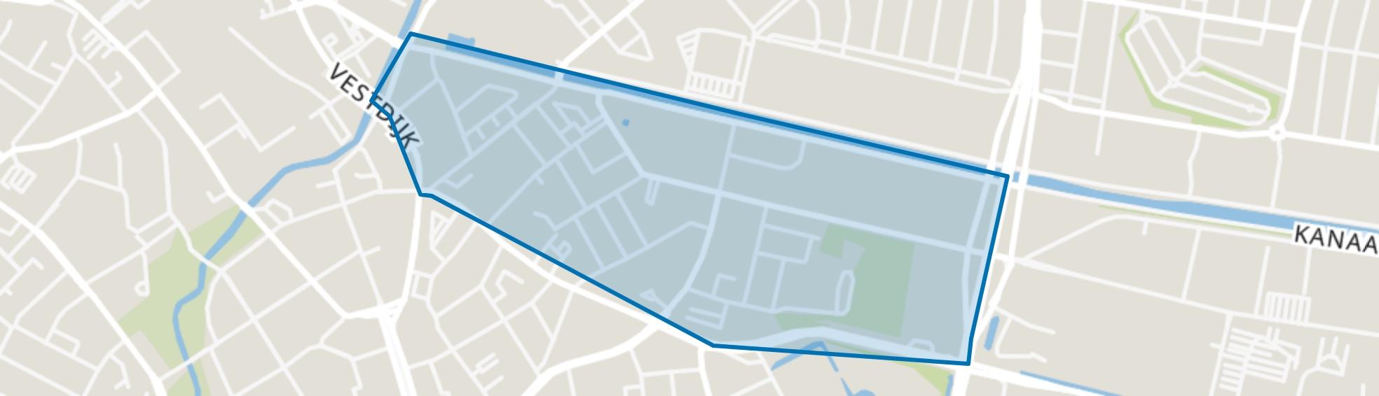 Irisbuurt, Eindhoven map