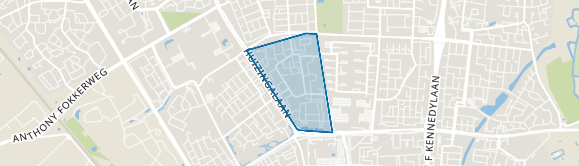 Jagershoef, Eindhoven map