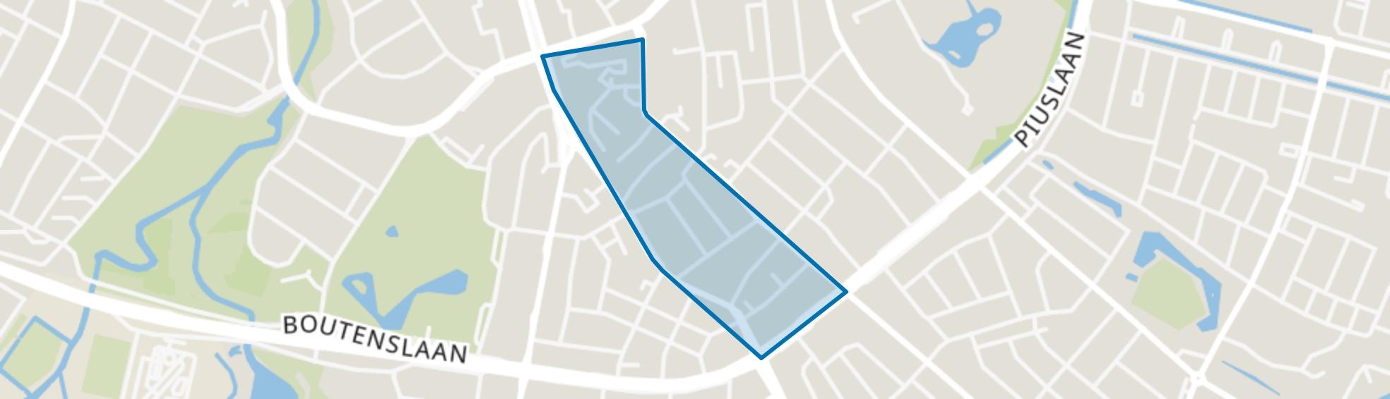 Joriskwartier, Eindhoven map