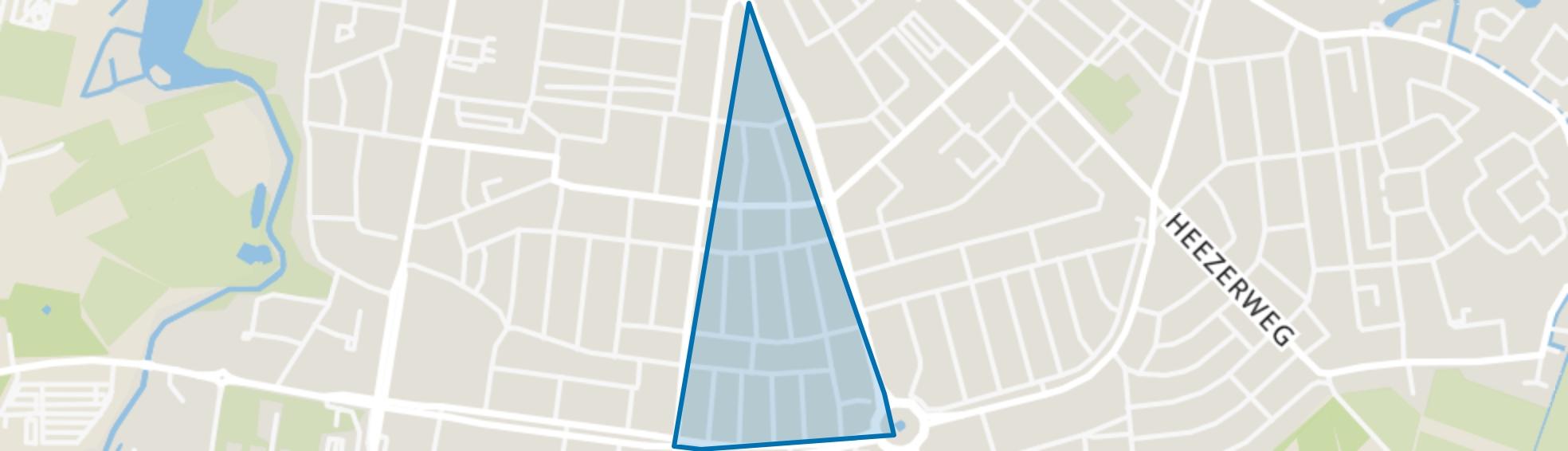 Kerstroosplein, Eindhoven map