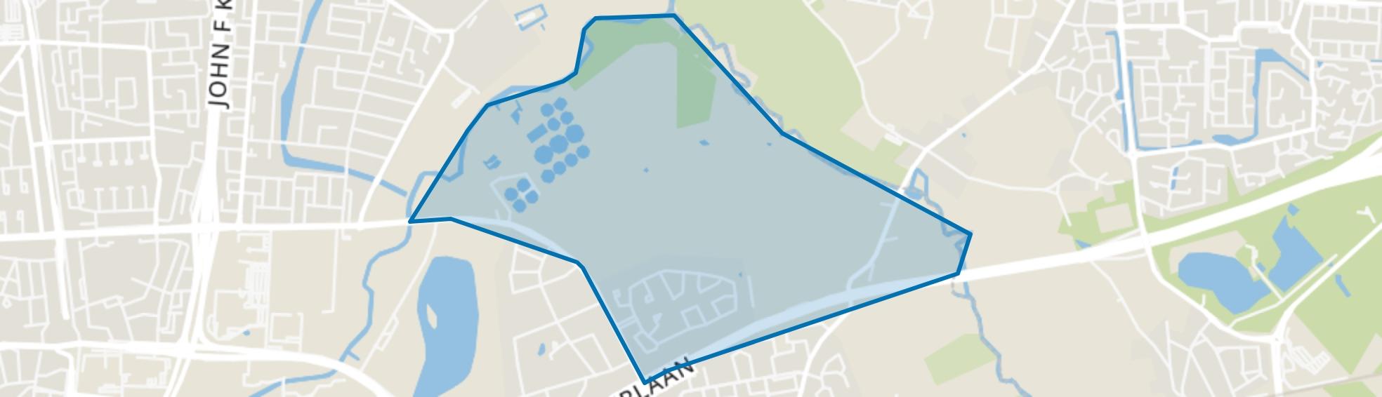 Koudenhoven, Eindhoven map