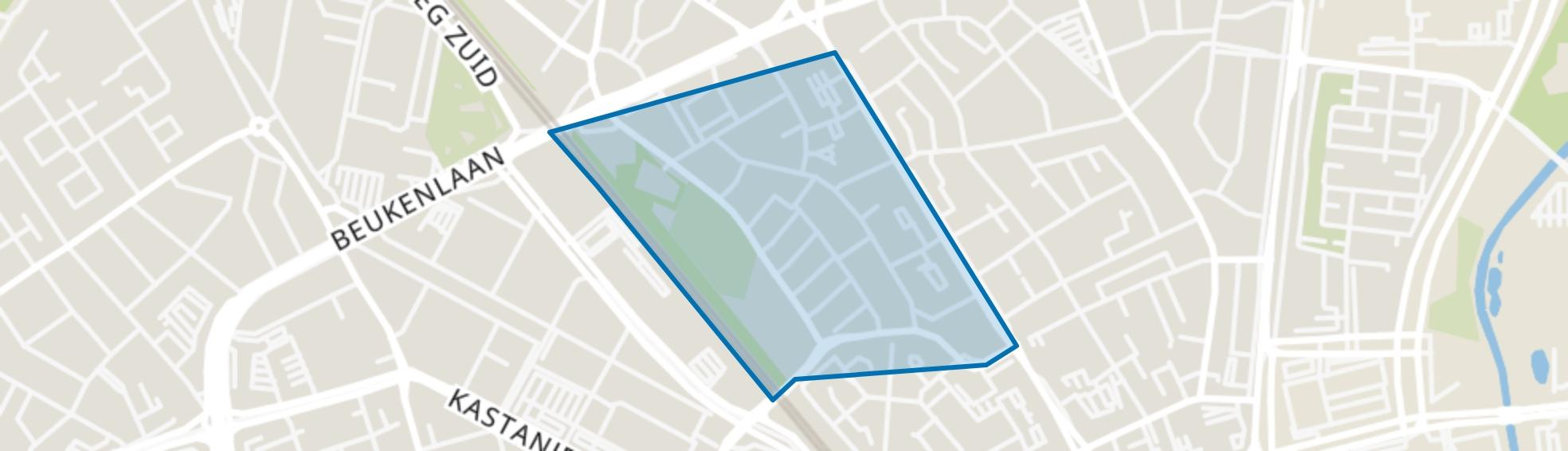 Limbeek-Noord, Eindhoven map