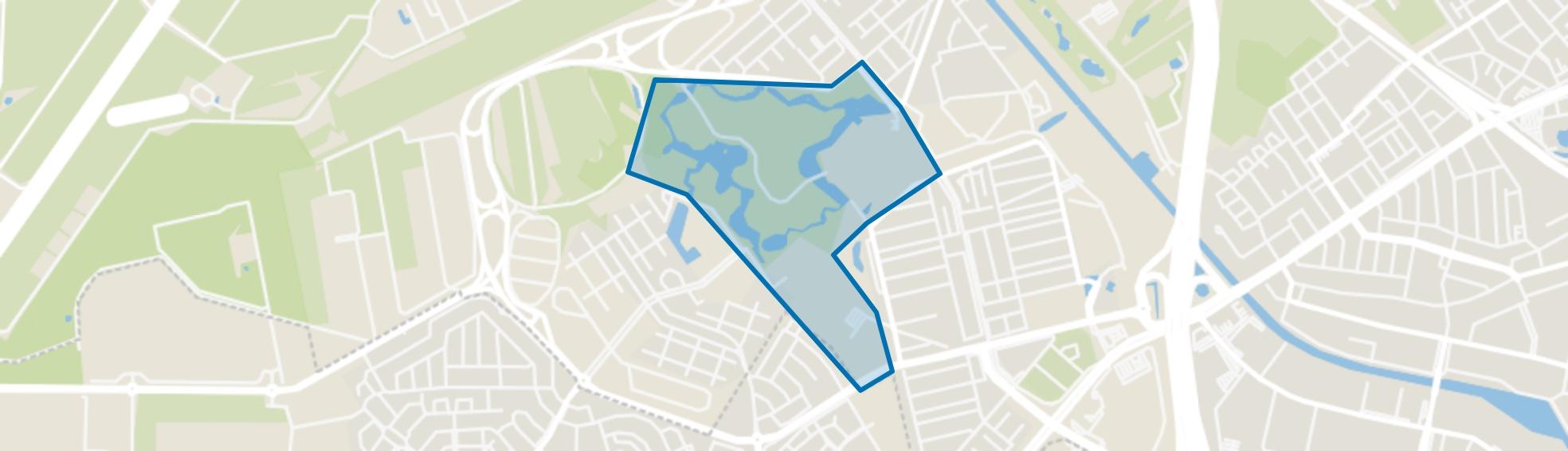 Meerrijk, Eindhoven map