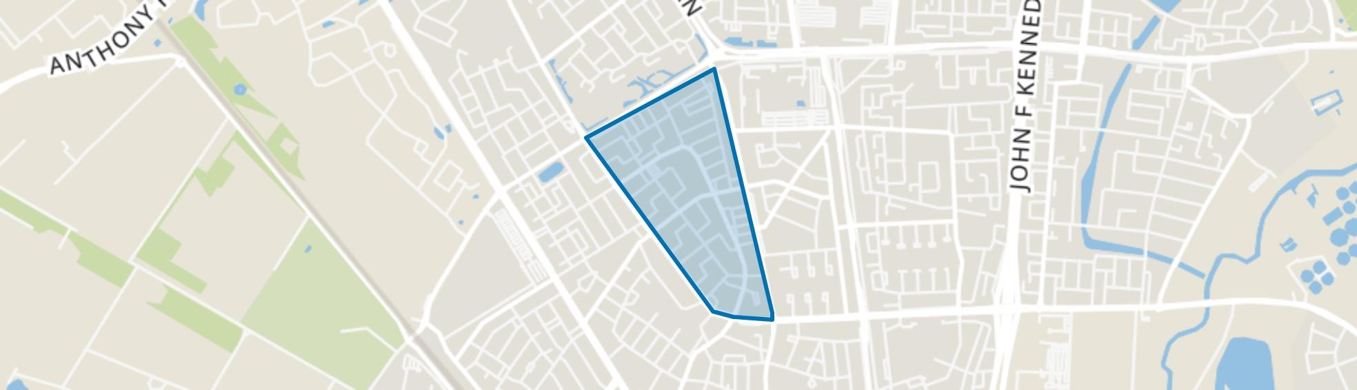 Mensfort, Eindhoven map