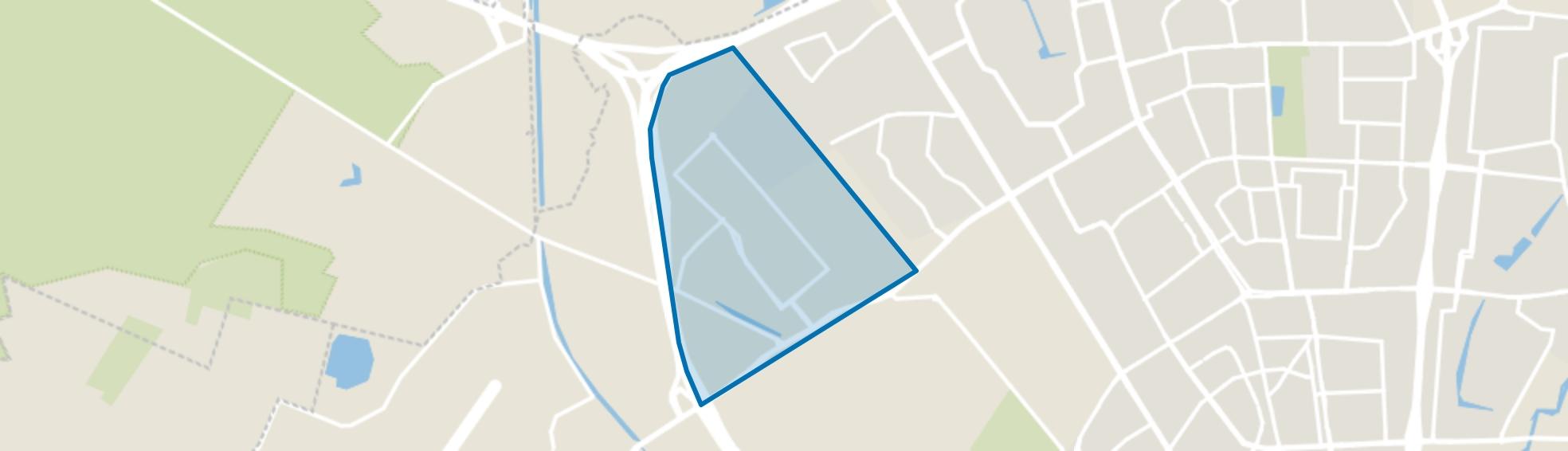 Mispelhoef, Eindhoven map