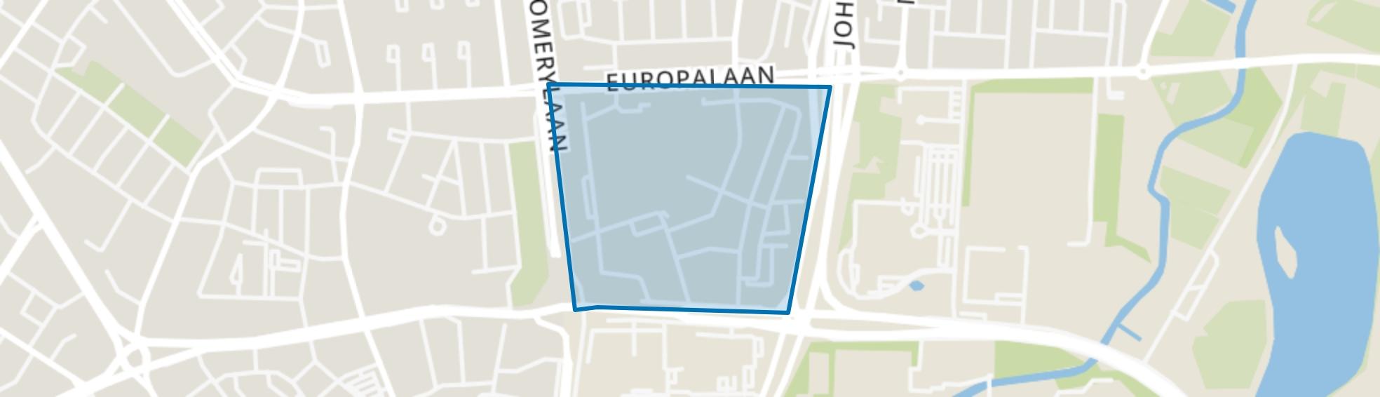 Oude Toren, Eindhoven map