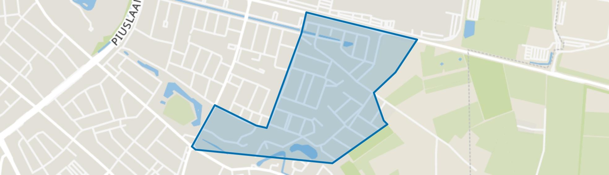 Puttense Dreef, Eindhoven map