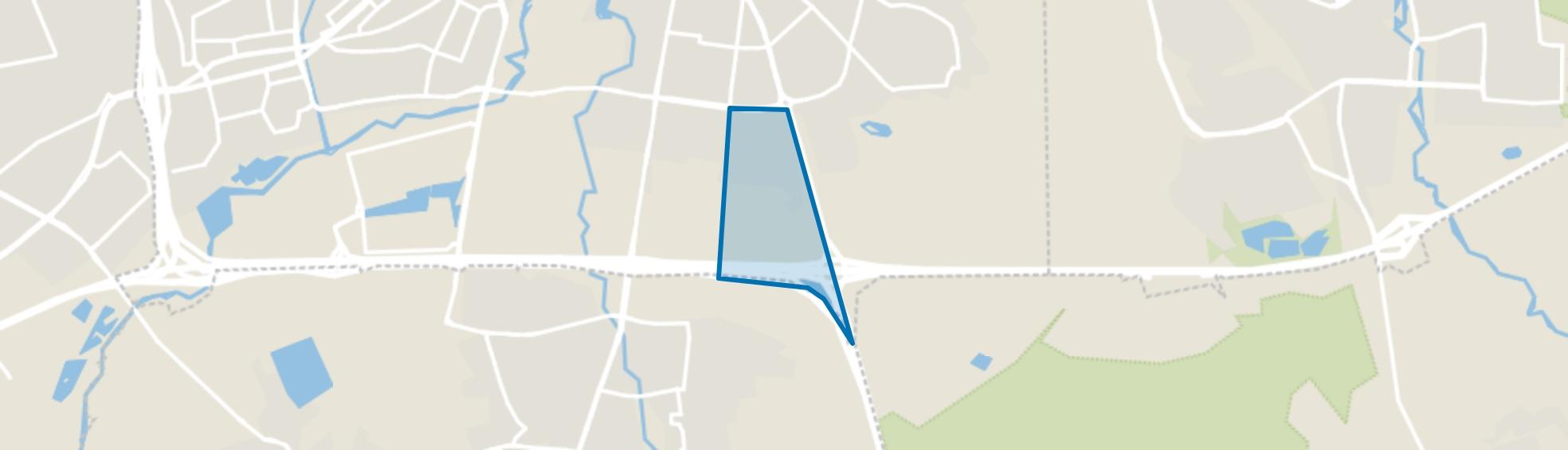 Roosten, Eindhoven map