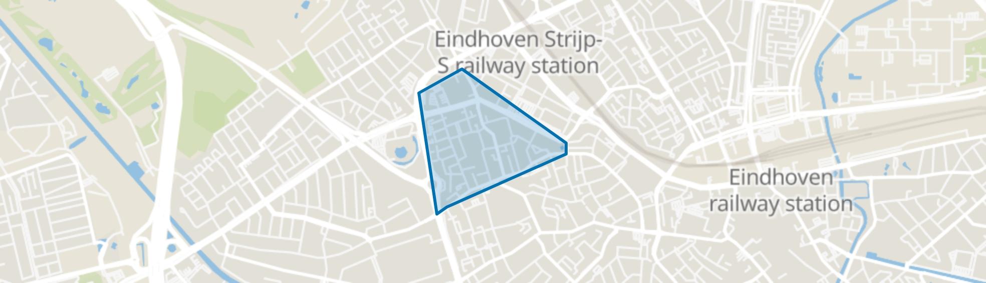Schoot, Eindhoven map