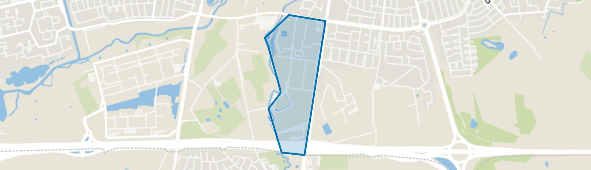 Sportpark Aalsterweg, Eindhoven map
