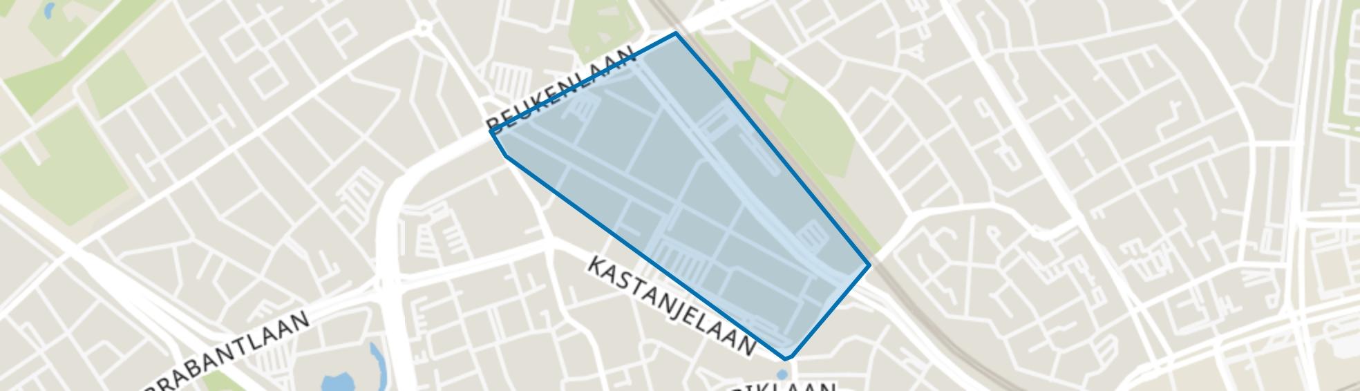 Strijp S, Eindhoven map