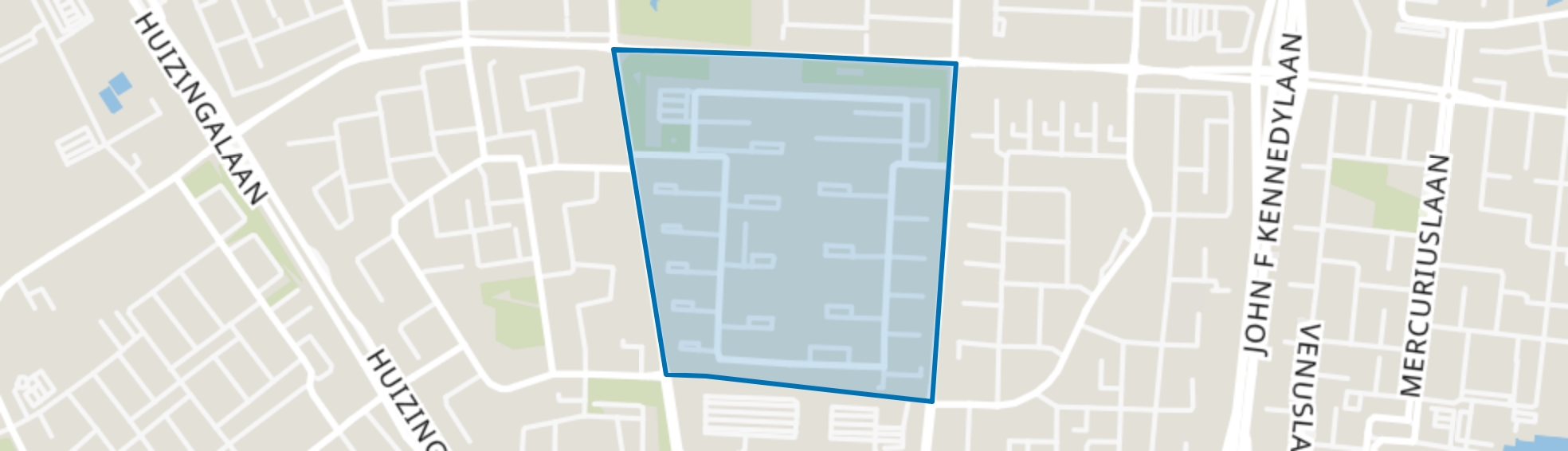 't Hool, Eindhoven map