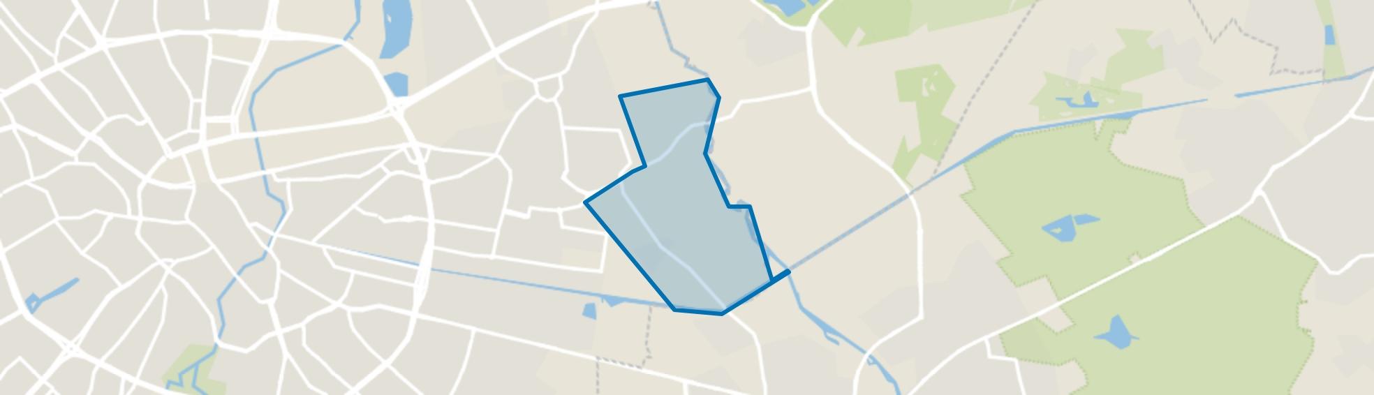 Urkhoven, Eindhoven map