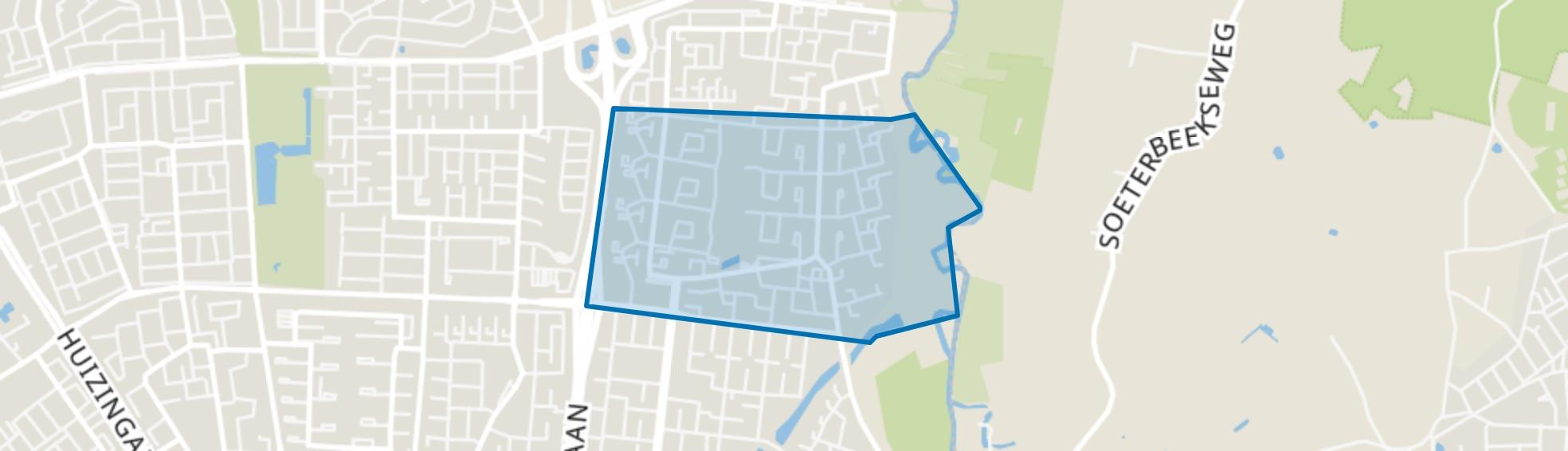 Vaartbroek, Eindhoven map