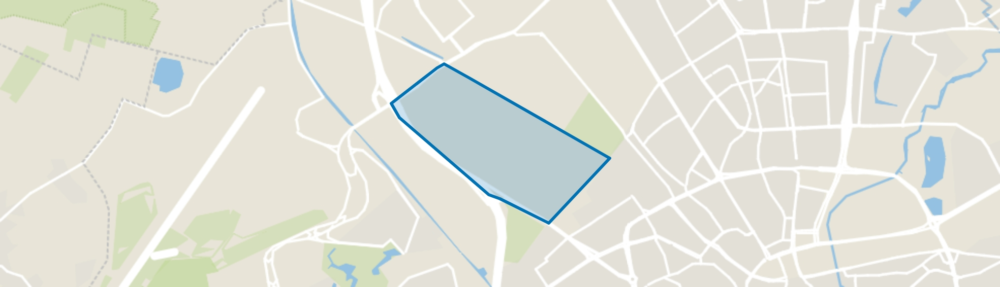 Wielewaal, Eindhoven map