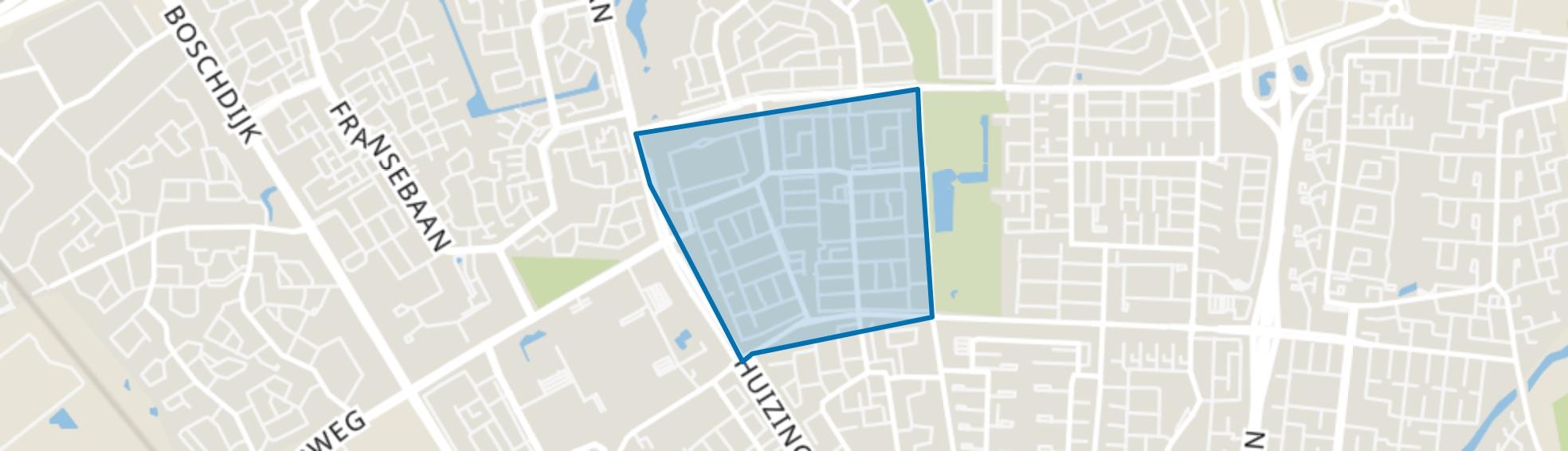 Woenselse Heide, Eindhoven map