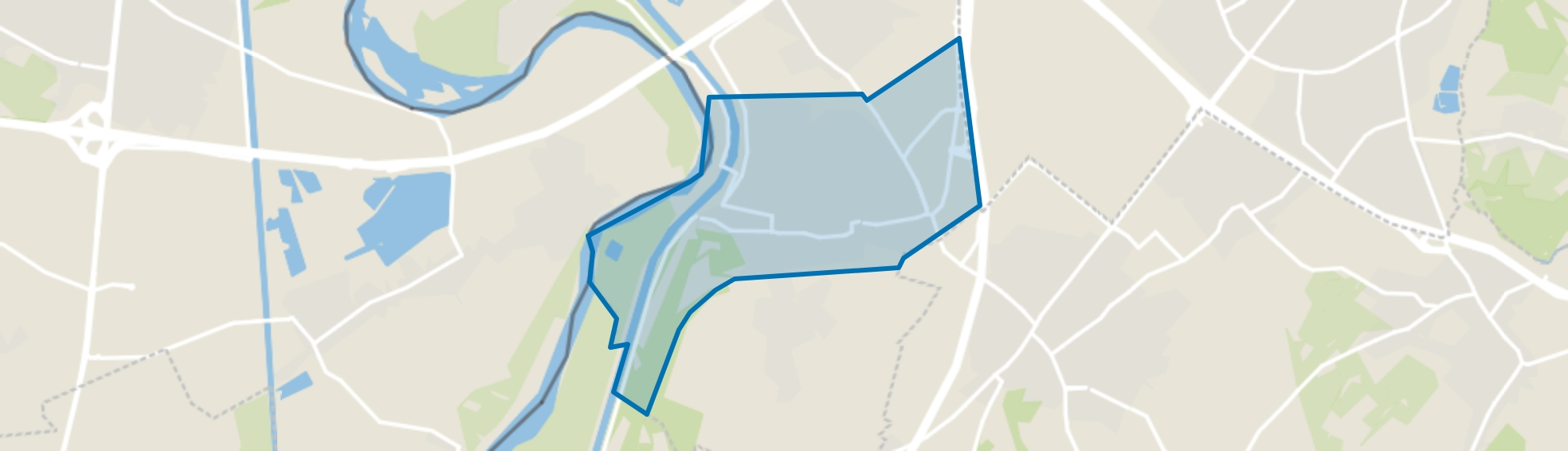 Elsloo, Elsloo (LI) map