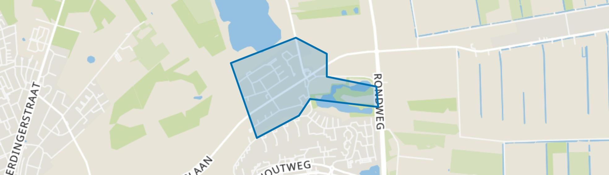 Emmerschans, Emmen map