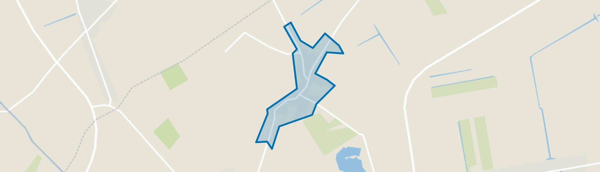Weerdinge, Emmen map