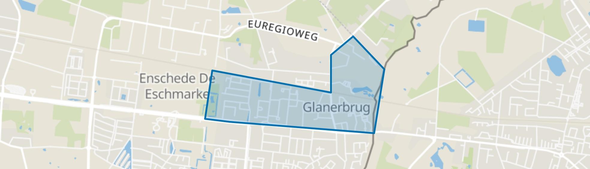 Bentveld-Bultserve, Enschede map