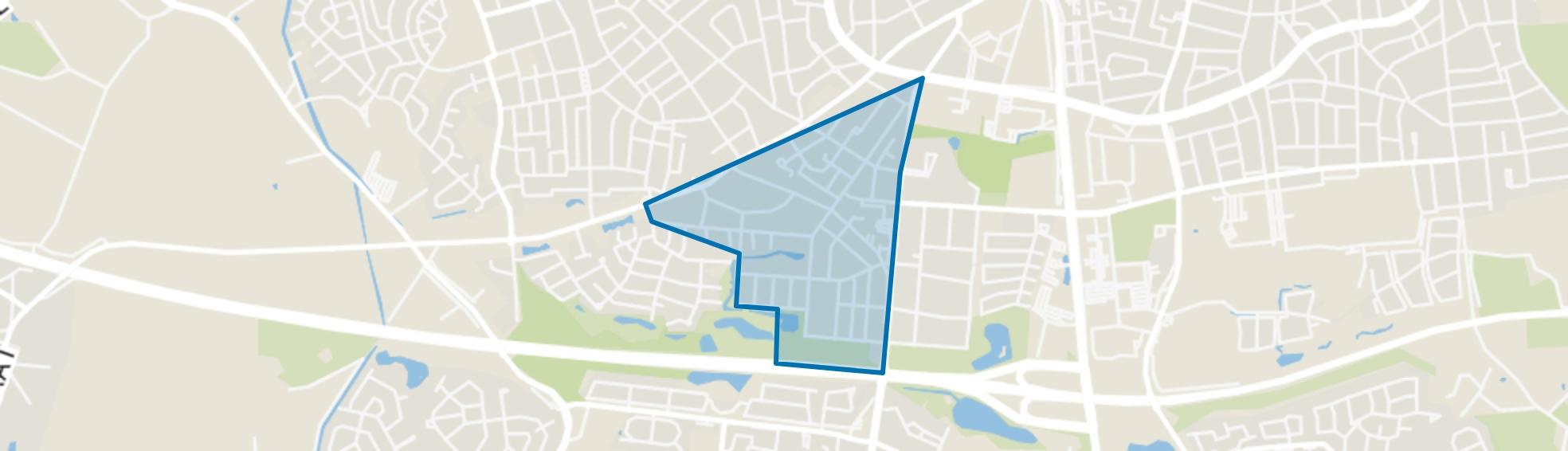 Boswinkel-De Braker, Enschede map