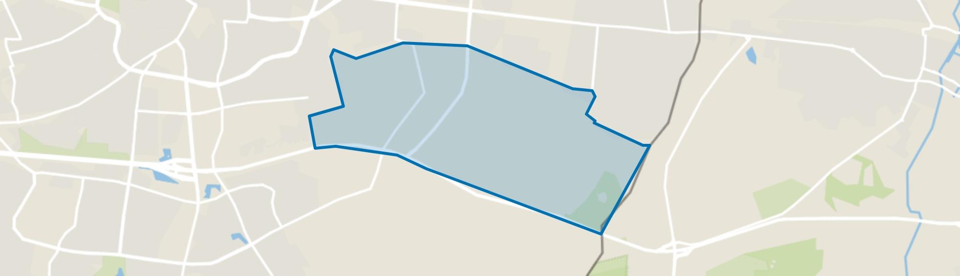Buurtschap Zuid-Esmarke, Enschede map